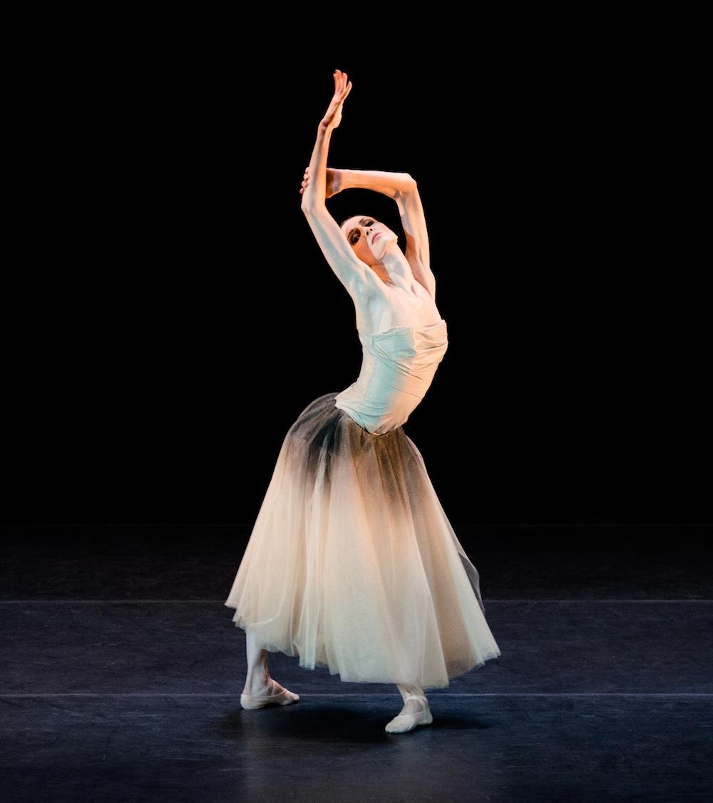 Svetlana Zacharova. Strokes Through The Tail. Maggie Donlon
