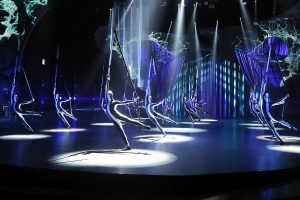 The One Grand Show: Choreography M. Donlon